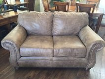 New Leather Loveseat Sofa in 29 Palms, California
