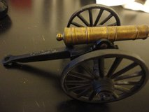 large and smaller cannon cast iron in Fort Campbell, Kentucky