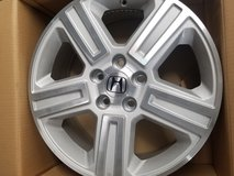"18"" Honda Alloy Rims in Warner Robins, Georgia"