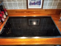 "Electrolux 36"" induction cooktop. NEW in Okinawa, Japan"