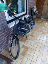 electric bicycle in Ramstein, Germany