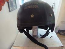 Original Harley Davidson helmet. Size Large in Lakenheath, UK