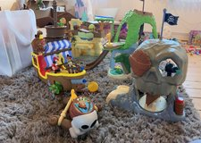 jack and the neverland pirates in Baumholder, GE