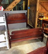 antique queen size bed in Cherry Point, North Carolina