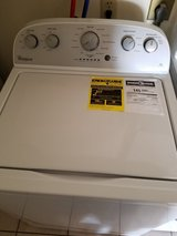 Washing machine and dryer in Phoenix, Arizona