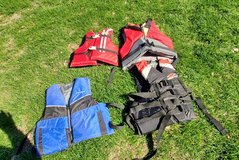 Flotation vests- Life jackets in Chicago, Illinois