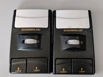 CHAMBERLAIN MOTION DETECTING WALL REMOTES in Bolingbrook, Illinois