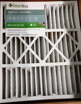 NEW PLEATED FURNACE AIR FILTERS in Yorkville, Illinois