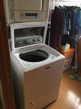 Maytag Washer in Okinawa, Japan
