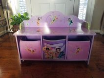 **REDUCED** Tinkerbell Bench with Storage in Fort Campbell, Kentucky