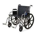 Medline # MDS806800 Extra-Wide Excel Wheelchair in Lockport, Illinois