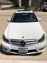Mercedes C250 Sports Sedan 2012 in Conroe, Texas