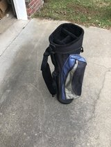 Golf bag in Fort Polk, Louisiana