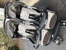 Peg Perego Aria Twin double stroller in Bolingbrook, Illinois