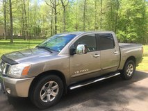 Nissan Titan LE in Quantico, Virginia