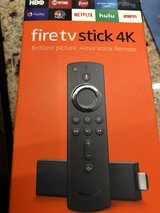 AMAZON 4K FIRE STICKS WITH ALEXA in Kingwood, Texas