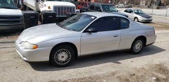 2002 Chevrolet Monte Carlo LS Coupe 2D in Chicago, Illinois