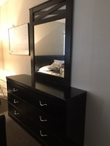 Ashley Furniture Dresser w/ Large Mirror in Yucca Valley, California