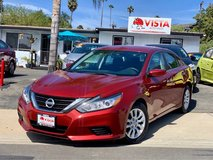 2016 Nissan Altima in Camp Pendleton, California