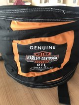 Genuine Harley Davidson Oil Can Style Cooler Collapsible Bag Insulated 5 Gallon + 2 Beer holders in Ramstein, Germany