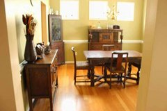 Antique English Dining Set in Beaufort, South Carolina