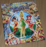 Disney Fairies Tinkerbell Look and Find Oversized Hard Cover Book in Chicago, Illinois