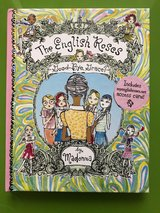 "The English Roses ""Good-Bye Grace"" by Madonna Hard Cover Book Age 8 - 12 * Grade 3rd - 7th in Oswego, Illinois"