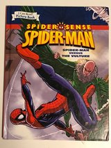"Spider-Man Versus the Vulture Hard Cover Book with Dust Jacket ""I Can Read Picture Book"" Age 4 -... in Oswego, Illinois"