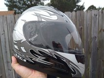 Motorcycle helmet in Warner Robins, Georgia