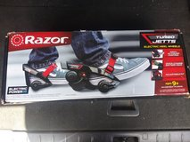 Brand New.! .Razor electric jetts  wheel heels in Fort Irwin, California