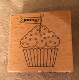 Cupcake Stamp in Naperville, Illinois
