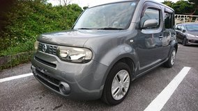 2010 Nissan Cube in Okinawa, Japan