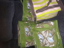 Used Once Reuseable Insulated Grocery Bags and Freezer Packs in Beaufort, South Carolina