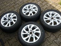 Toyota Corolla rims and Michelin Summer Tires 205/50R16 in Ramstein, Germany