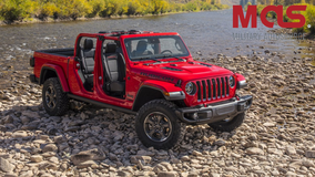 2020 Jeep Gladiator in Ramstein, Germany