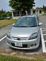 2006 Mazda Demio (sporty edition); NEW JCI 4/2/2019; car available for transfer 2nd week of May in Okinawa, Japan
