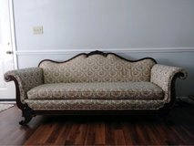 Victorian Duncan Phyfe Couch in Camp Lejeune, North Carolina