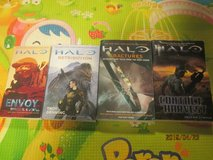Halo books in Okinawa, Japan