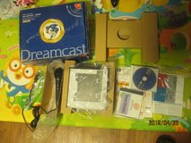 Boxed Karaoke machine for Sega Dreamcast in Okinawa, Japan