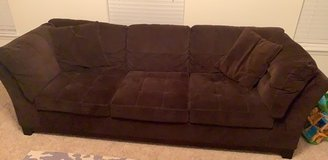 Couch set in Oswego, Illinois