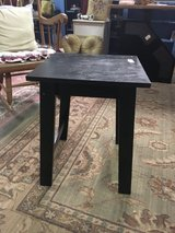 End table in Alamogordo, New Mexico