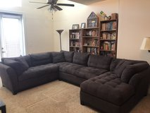 Super comfortable sectional couch in Eglin AFB, Florida