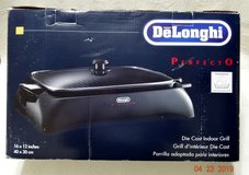 DeLonghi Indoor Grill Brand New in Plainfield, Illinois