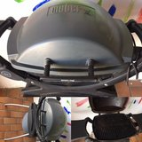 Weber Electric Grill in Ramstein, Germany