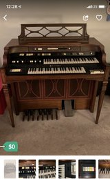 Hammond Organ Works in Bolingbrook, Illinois