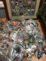 THOUSANDS of Vintage & New Military Patches in Warner Robins, Georgia