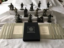 The People of Colonial America Pewter Collection in Westmont, Illinois