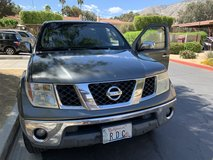 Nissan frontier 4wd in Yucca Valley, California