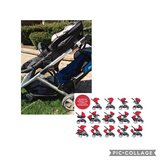 Britax B-Ready Double Stroller in Plainfield, Illinois