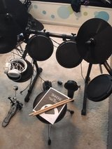 Simmons SD5K Electronic Drum Set in Yorkville, Illinois